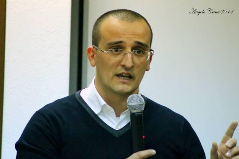 Efisio Arbau. Foto di Angelo Canu