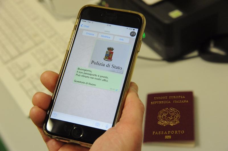 Ufficio Passaporti Questura Di Cagliari : È tempo di vacanze tutti in fila per il passaporto cronaca