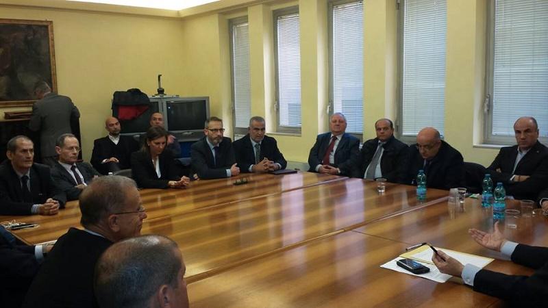 Riunione a Roma a sostegno vertenza energetica