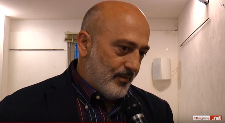 Il Sindaco di Bortigali Francesco Caggiari