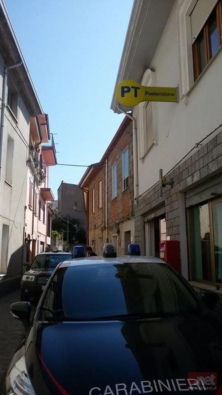 L'Ufficio Postale di Bolotana
