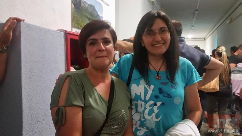 Annalisa Motzo e Rosamaria Fadda
