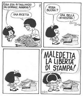 Mafalda e la Libertà (vigilata), da Acmos.net