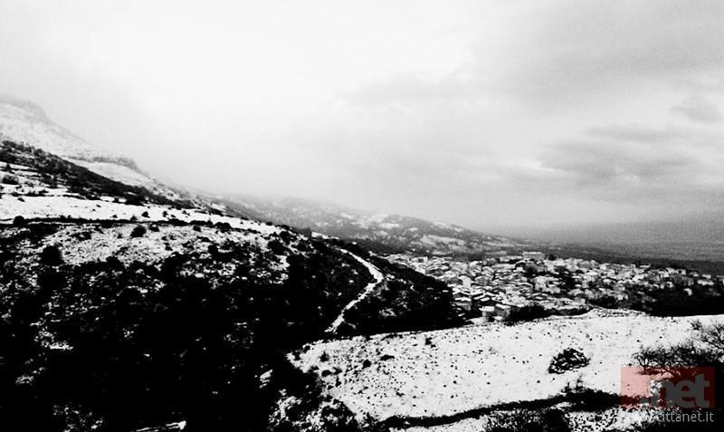 Neve a Bortigali