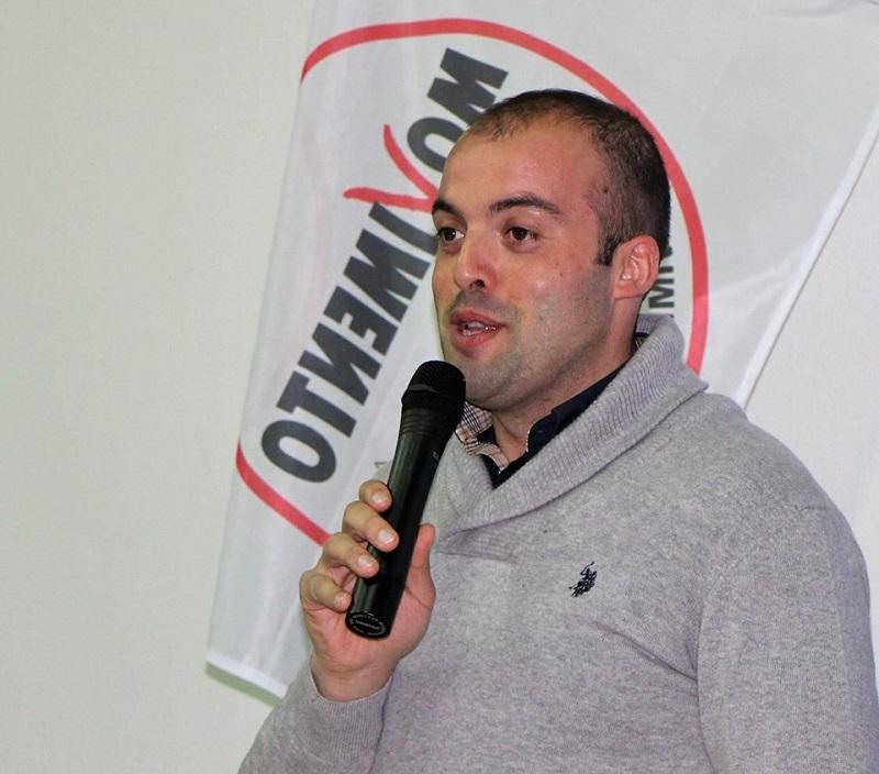 Il Deputato Alberto Manca