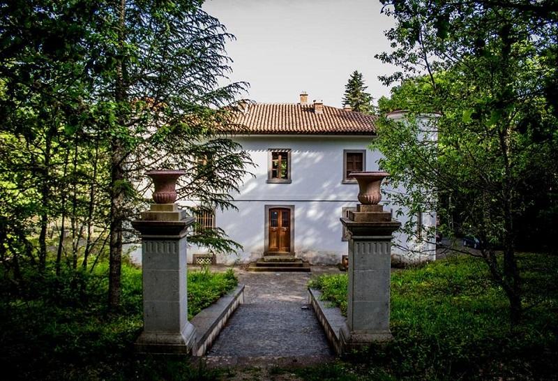 Villa Piercy in uno scatto della Coop PassiFlora