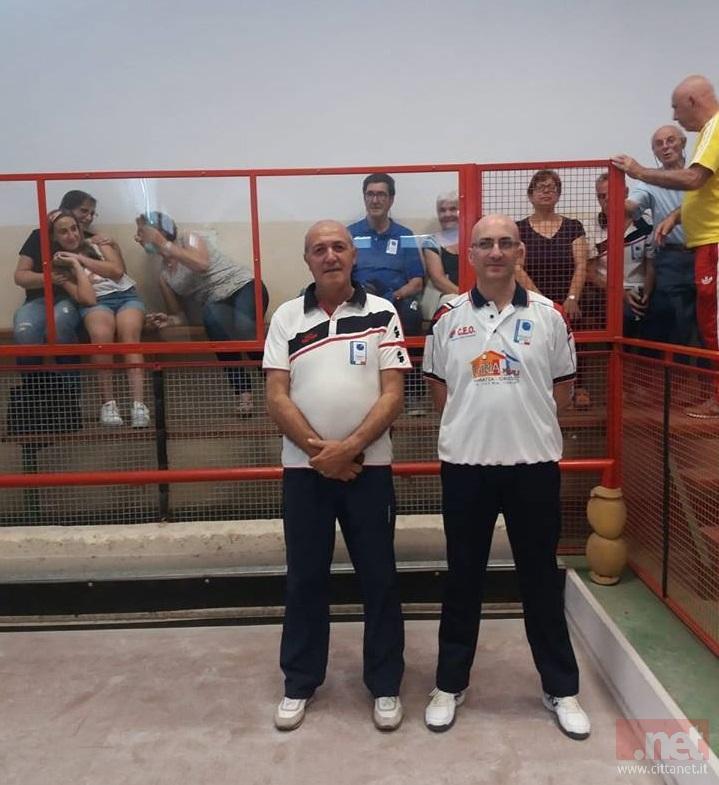 Mario Trazzi e Antonello Nurra