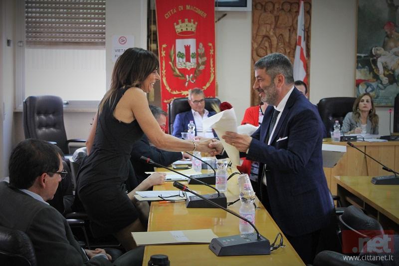 Marialuisa Muzzu e Antonio Succu