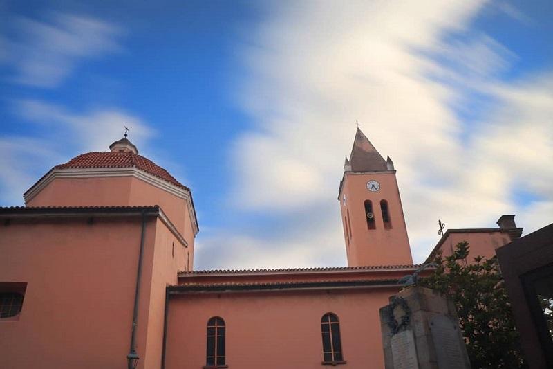 Il Bastione San Pietro nello scatto di Alessandro Nughedu