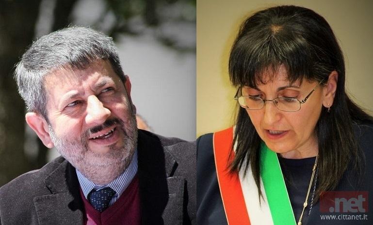 Antonio Succu e Annalisa Motzo